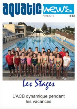 AquaticNews18-1ère de couv